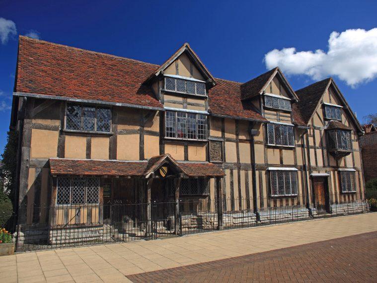 shakespeare-house